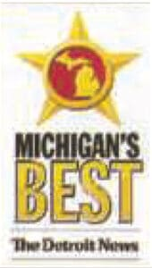 Mickeys Pizza Voted Michigans Best Pizzeria by Detroit News